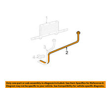 GM OEM Transmission Oil Cooler-Inlet Pipe 15809057