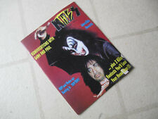 KISS 1994 'KISS THIS' CANADIAN FANZINE / MAGAZINE V1 #3 NEW/UNCRCLTD MINTY FRESH