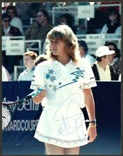 "Steffi Graf signed 6"" x 8"" photograph - Tennis"