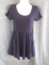Forever 21 Dress Women's Juniors Size Small NWT Navy Blue Knit