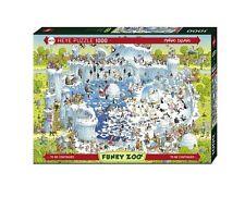 HEYE JIGSAW PUZZLE HY29692  1000 Piece - Polar Habitat, Degano HEYE PUZZLES