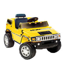 Brand New Hummer H2 Kiddy Car