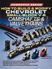 How to Build and Modify Chevrolet Small-Block V-8 Camshafts and Valves (Motorboo