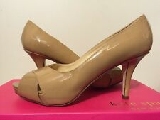 Kate Spade New York Billie New Camel Patent Women's Fashion Heels Pumps Size 6 M