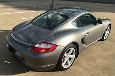 Porsche : Cayman 2dr Cpe