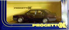 Progetto pkr1071: ALFA Romeo 90 stradale 1984, modello in 1/43, NUOVO & OVP