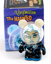 "NEW Disney Vinylmation The Haunted Mansion Madame Leota Glow VARIANT 3"" Figure"