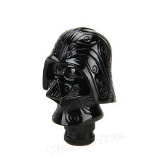 Universal Shift Lever Shifter Knob Gear Star Wars Darth Vader Head Stick Black A