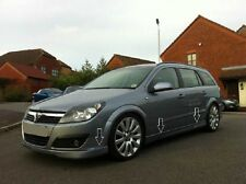 VAUXHALL OPEL ASTRA H ESTATE / VAN -  before 2007 FULL BODY KIT OPC VXR look