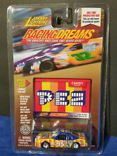 JOHNNY LIGHTNING RACING DREAMS CANDY SERIES PETER PEZ DIE CAST CAR NEW SEALED