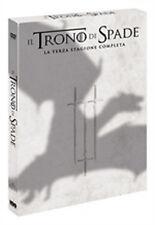 Il Trono di Spade - Stagione 3 (5 DVD) - ITALIANO ORIGINALE SIGILLATO -