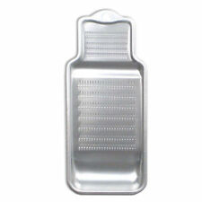 "Japanese 8.5"" Aluminum Ginger Grater ONI OROSHI Kitchen Gadget, Made in Japan"