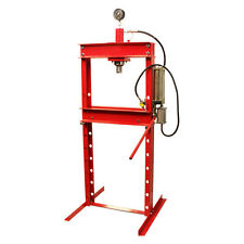 20 Ton Air Floor Hydraulic Shop Press 1 Year  Warranty