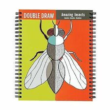 Double Draw Amazing Insects by Mudpuppy Galison (Spiral bound, 2013)