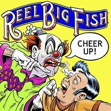 Cheer Up! Reel Big Fish Audio CD