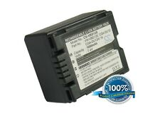7.4V battery for Panasonic NV-GS300, DZ-MV350E, VDR-D300, NV-GS250B, DZ-MV580E