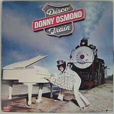 Trains 33 tours Donny Osmond 1976