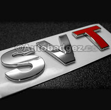 1 - NEW Ford SVT Special Vehicle Team Badge Emblem Focus Mustang Contour (SVT)