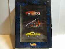 Hot Wheels Great V-8's 3 Car Boxed Set
