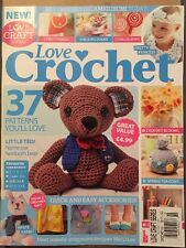 Love Crochet Patterns You'll Love Quick Easy Accessories 2014 FREE SHIPPING!