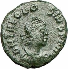 THEODOSIUS I the Great 379AD  Ancient Roman Coin Wreath  i28013