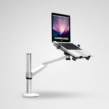 ADJUSTABLE LAPTOP/TABLET DESK MOUNT BRACKET