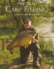 MARSDEN COARSE ANGLING BOOK PRACTICAL CARP FISHING hardback BARGAIN new