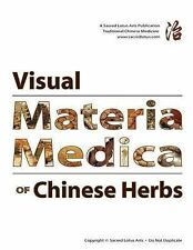 Visual Materia Medica of Chinese Herbs by Thomas Dehli L Ac (Paperback /...