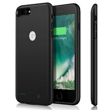 Thin 4000mAh Battery Case External Power Charger Charging Cover f iPhone 7 Plus