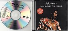 SYL JOHNSON Diamond In The Rough 2009 US 10-track promo test CD