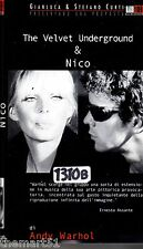 The Velvet Underground and Nico (1966) VHS RaroVideo - ANDY WARHOL