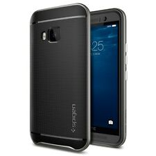 Spigen Htc One M9 Funda Neo Hybrid Series Gunmetal (PET)