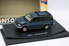 Anson 1/43 - Ford Expedition Bleue