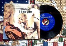 """OMBRETTA COLLI / E' IL MIO UOMO - 7"""" (promo Italy 1970) EX/EX"""