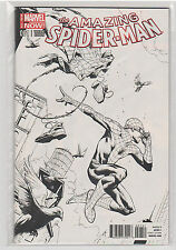 Amazing Spiderman Volume 3 #1 Jerome Opera sketch 1 in 200 variant 9.6