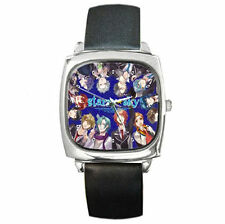 Starry Sky Japanese Japan Anime boys girls mens womens wrist watch