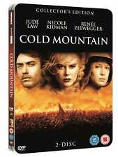 COLD MOUNTAIN (DVD Steelbook) (New)