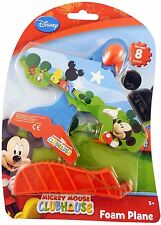 Disney Mickey Mouse Clubhouse Foam Plane - Flies Over 8 Meters! - Pock - (HL362)
