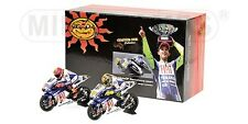 Minichamps 1:12 L.E. 2009 pcs. 2 Bike Set 122094699 Rossi Lorenzo Barcelona 09