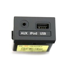 USB 2.0 Reader iPod AUX Port Adapter Assy OEM For Hyundai Accent 2012-2013