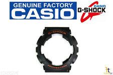 CASIO G-Shock GA-100MC-1A4 Original Black Rubber Watch BEZEL Case Shell