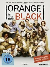 5 DVD-Box ° Orange ist the New Black - Staffel 2 ° NEU & OVP