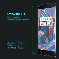 Nillkin H Anti-Explosion 0.3mm Tempered Glass Film Screen For One Plus 3(A3000)