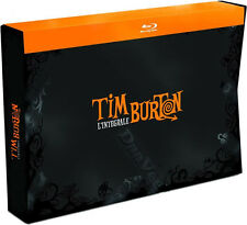 Tim Burton Collection NEW Arthouse Blu-Ray 18-Disc Set Johnny Depp H. B. Carter