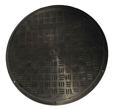 Drain Cover Manhole Inspection Hatch Driveway E10APL Including Frame Single seal