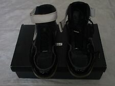 Nike Air Force 25 Black White Chrome 316881 012 Size 11 Sneakers