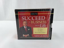NIDO QUBEIN 6 CD SET Succeed in Business and in Life - 12 steps to Success