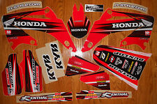 N-STYLE ULTRA GRAPHICS KIT CR125 CR250  2002 2003 2004 2005 2006 2007 2008