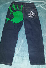 very rare TOWNZ CLOTHING Man's Jeans Size: W 30 L 30 in VERY GOOD Condition