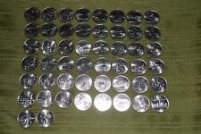 1999-2008 COMPLETE STATE QUARTER D MINT MARK UNCIRCULATED SET